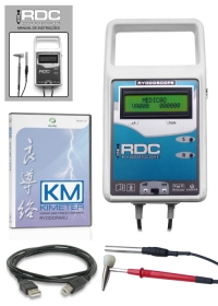Ryodoscope RDC Ryodoraku + Software KiMeterog:image