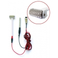 Massageador Rolete para estética facial com cabo para Ap. Hi-Turbo.