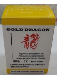 25x30 Gold Dragon cx c/ 100 unid.og:image
