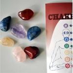 Kit Pedras 7 Chakras