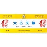 Moxa Chinesa Amarela com Gengibre e Canela