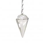 Pêndulo Cristal facetado