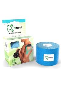 Bandagem Adesiva Kband Azulog:image