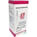 30x75 Gold Dragon cx c/ 100 unid.