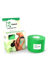 Bandagem Adesiva Kband Verdeog:image