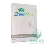 Kit ZhenMed c/ 02 placas Prata micropore