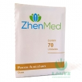 Kit ZhenMed c/ 02 placas Ouro micropore