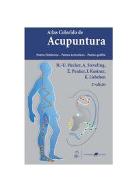 Atlas colorido de acupuntura - Pontos sistêmicos, pontos auriculares e ponto gatilhoog:image