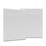 Placa Pequena p/ Ponto Auricular - ZhenMed - Branco