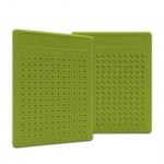 Placa Pequena p/ Ponto Auricular - ZhenMed - Verde