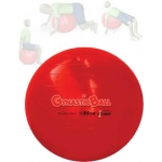 Gynastic Ball (55cm)  Vermelha