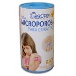 Micropore cor Pele 10cm x 4,5m - Cremer