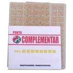 Kit Complementar c/2 Placas Ponto Ouro micropore