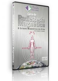 Curso de Radiestesia Magnética em Vídeo - DVD Duploog:image
