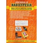 Livro Manual de Radiestesia
