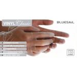 Luvas de Procedimento Vinil Bluesail - Grande