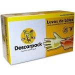 Luvas de Procedimento Descarpack - Pequena