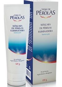 Máscara de Pérolas Iluminadora - Toque de Pérolasog:image