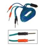 Cabo para corrente bifásica HTM - Azul e Verde