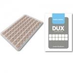 Kit DUX c/2 Placas Ponto Esfera Cristal micropore