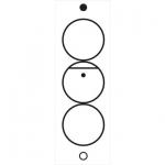 Gráfico Tri-Círculo