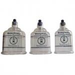 Kit de copos p/ Ventosa - tam. 1, 2 e 3
