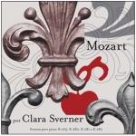 Mozart por Clara Sverner - vol 1
