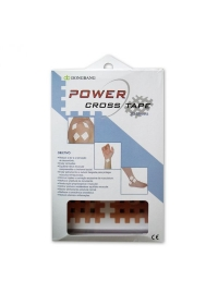 Power Cross Tape - Médioog:image
