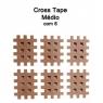 Power Cross Tape - Médio